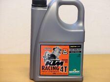 22,21€/l Motorex KTM Racing 4T 20W - 60   4L