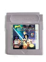 Super Star Wars: Return of the Jedi ORIGINAL NINTENDO GAMEBOY GAME Tested!
