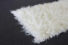 Tapis à longs poils Flokati 120x180cm Nature 1500 g/M M Tapis de bergers