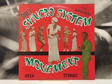 (KING) SUNNY ADE AND HIS AFRICAN BEATS - SYNCRO SYSTEM MOVEMENT LP EX/NM UK 1983