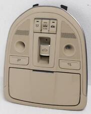 Oem Hyundai, Genesis , G80 Roof Console Front 92810-B1020-Wyb (Fits: Hyundai)