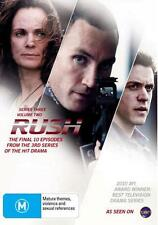 RUSH Series: SEASON 3 Volumes 1 - 2 : NEW DVD