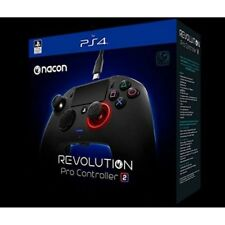NACON Revolution Pro PlayStation 4 Wired Controller V2 Black Ps4