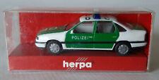 HERPA 042000 - OPEL VECTRA POLIZEI POLICIA - OVP - 1:87