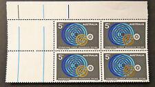 1969 Australian Stamps-50th Anniversary of International Labour Org-4x5c MNH