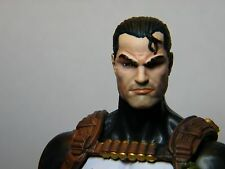 HEAD ONLY Marvel Legends Custom painted head Punisher PAINTED HEAD ONLY