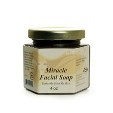 Shea Butter & Coffee Miracle Facial Soap All Natural 4 oz