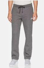 NIke Mens Club Fleece Sweat Pants Grey  Regular Fit 804395-071 ---MEDIUM