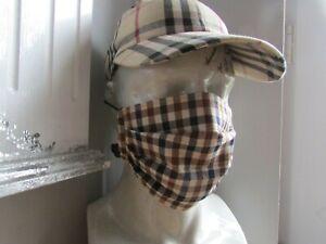 Aquascutum Face Mask,  100% cotton, Terrace Wear