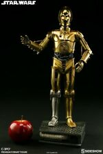 Sideshow Collectibles C-3Po Premium Format 1:4 Scale Statue Figure Star Wars