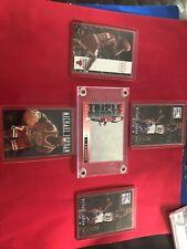 🔥💎**RARE/Flawless** 1993-94 skybox premium (5) Card Michael Jordan lot.