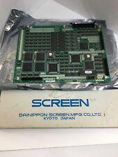 Screen PT-R TCP-PAT Board RB-31 Rev 3
