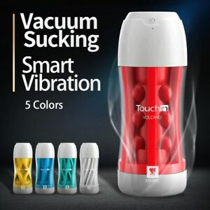Male Automatic Sucking Masturbators Cup Blowjob Machine Stroker Adult Sex Toys