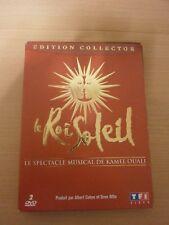 DVD - LE ROI SOLEIL - SPECTACLE DE KAMEL OUALI - COLLECTOR -  réf D2
