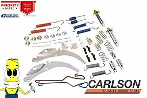 Complete Rear Brake Drum Hardware Kit for GMC C25 C2500 C35 C3500 1976-2000 13in
