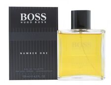 HUGO BOSS BOSS NUMBER ONE EAU DE TOILETTE 125ML SPRAY - MEN'S FOR HIM. NEW