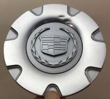 CADILLAC Center Cap SRX Polished Silver 2003  2004  2005 OEM  # 9596275  9596274