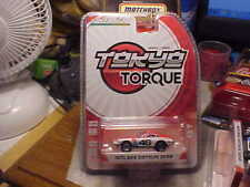 Greenlight Tokyo Torque 1970 BRE Datsun 240Z with Real Riders