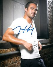 """Chicago Fire"" Taylor Kinney 8x10 Signed Autograph Reprint {FREE SHIPPING}"