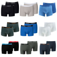 HEAD Mens 2 Pack Mens Boxer Shorts Sports Gym Workout Underwear Basic Pants