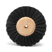 "3"" Horsehair Grinding Wheel Polishing Pad Brush Kit For Cleaning Deburring"