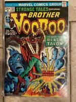 Strange Tales #173, VF+, Comic Book   Marvel, Volume 1, Bronze-Age
