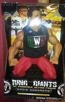 WWE Ring Giant Eddie Guerrero wwf custom classic deluxe basic hasbro
