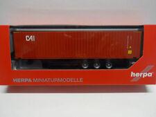 Herpa 076791 45 ft. Container Auflieger CAI 1:87 Neu