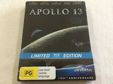 Apollo 13 (1995) - Universal 100th Anniversary Limited Steelbook Blu-Ray | New