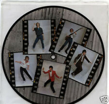 Kinks 1981 Predictable / Back To Front 45 rpm Picture Disc
