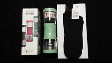 Japanese Green T-free tea tumbler with 1 black T-free warmer.  No1 in a Japan