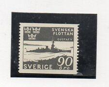 Suecia Barcos Flota Sueca valor del año 1944 (CU-334)