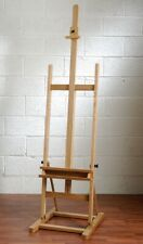 Loxley Sussex Wooden H Frame Artist's Studio Easel