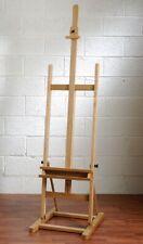 Loxley Sussex Wooden H Frame Artist's Studio Easel