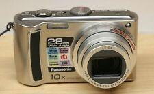 Panasonic LUMIX DMC-TZ5 9.1MP Digital Camera - Silver