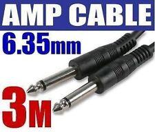 Cables y conectores sin marca para equipos de sonido profesional