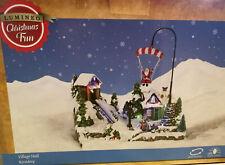 LEMAX 24479-Santa Swing-Noël Village Hivernal