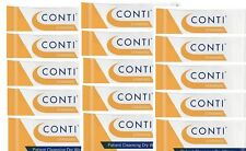 15 x 100 Conti standard regular patient dry cleansing wipes