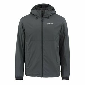 Simms Midstream Current Hoody Raven Large