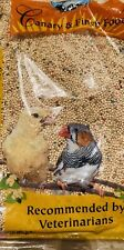 2 Count Canary & Finch Food Total Of 2 Lb