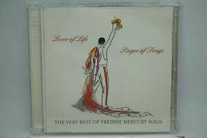 Freddie Mercury : Lover of Life Singer Of Songs - The Very Best Of (DELUXE)  HTF