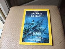 NATIONAL GEOGRAPHIC - April 1988 - Vol 173 - n° 4 (en Anglais) CENTENNIAL