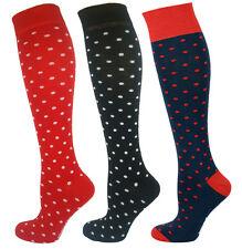 Mysocks Knee High Socks Dots Selection