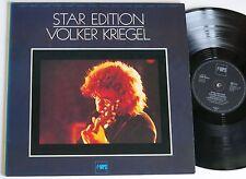 VOLKER KRIEGEL STAR EDITION ORIG MPS 2 LP MINT-