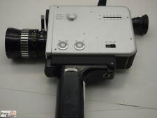 Nizo Super-8 Filmkamera S8m Objektiv Schneider-Variogon 1,8/10-35 manuell