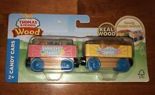 Thomas and Friends Wooden Railway Candy Cars Troublesome Trucks Freight Cars New