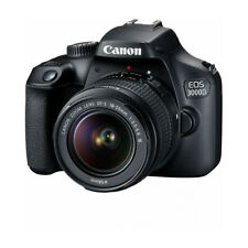 "Brand New Canon EOS 3000D DSLR Camera with 18-55mm Lens/18MP/2.7"" LCD/Full HD"