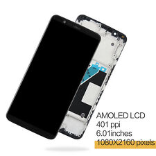OEM For OnePlus 5T LCD Display Screen Replacement Touch Digitizer Assembly Black