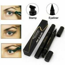 Black Winged wing Eyeliner Stamp Waterproof Eye Liner Pencil Liquid MISS ROSE UK