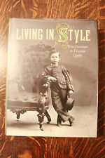 LIVING IN STYLE: FURNITURE IN VICTORIAN QUEBEC - CANADA - PORTER - BRAND NEW!!!